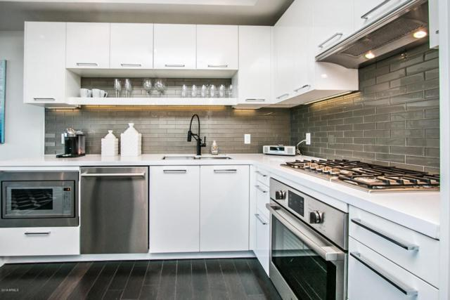 4422 N 75TH Street #7011, Scottsdale, AZ 85251 (MLS #5778596) :: Lux Home Group at  Keller Williams Realty Phoenix