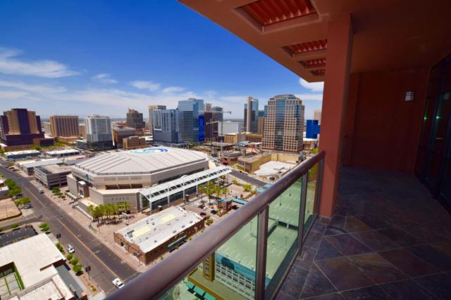 310 S 4th Street #2203, Phoenix, AZ 85004 (MLS #5778633) :: Kepple Real Estate Group