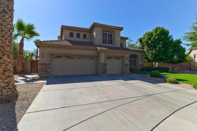 265 S Yale Court, Gilbert, AZ 85296 (MLS #5780016) :: The Everest Team at My Home Group
