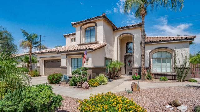 405 N Sulley Drive, Gilbert, AZ 85234 (MLS #5780025) :: The W Group