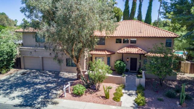 8438 E Welsh Trail, Scottsdale, AZ 85258 (MLS #5780299) :: The Wehner Group