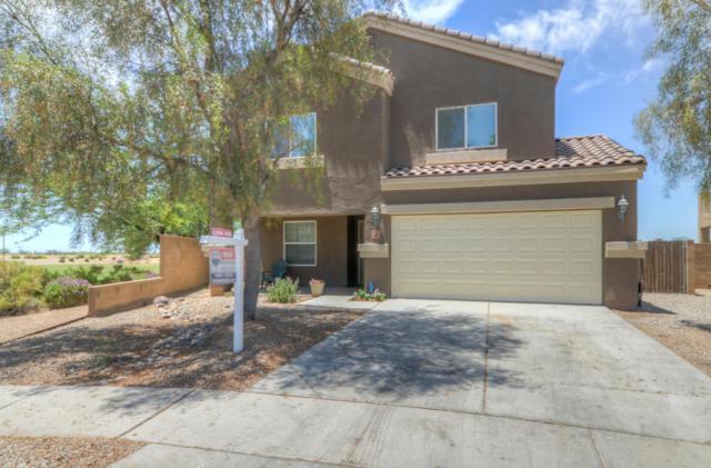 256 S 22ND Street, Coolidge, AZ 85128 (MLS #5780970) :: Yost Realty Group at RE/MAX Casa Grande