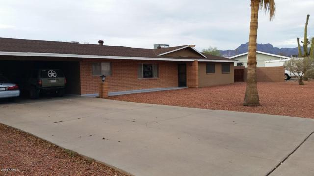 926 E Hondo Avenue, Apache Junction, AZ 85119 (MLS #5781390) :: The Kenny Klaus Team