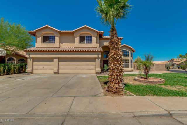 2422 S Colleen Street, Mesa, AZ 85210 (MLS #5781651) :: Kortright Group - West USA Realty