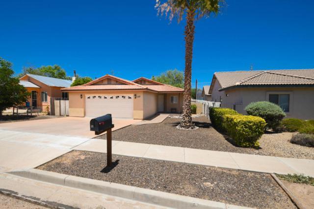 117 N Jefferson Street, Wickenburg, AZ 85390 (MLS #5781763) :: The Daniel Montez Real Estate Group
