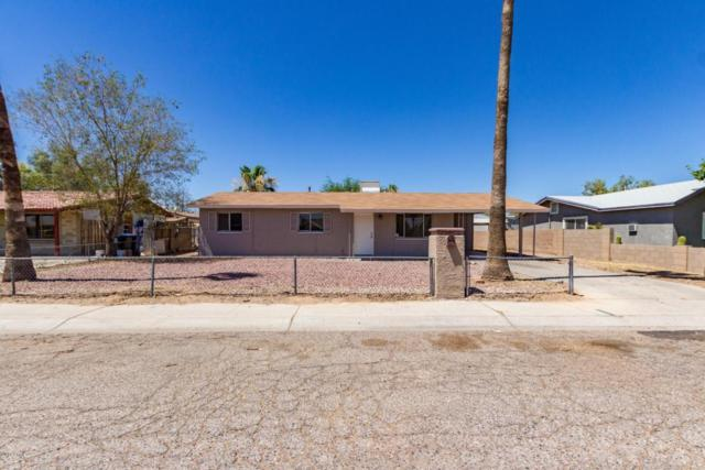 820 E Washington Street, Avondale, AZ 85323 (MLS #5783022) :: Devor Real Estate Associates