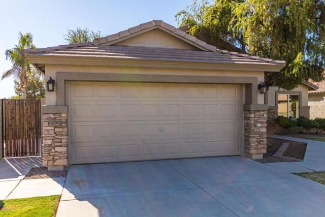 3872 S Seton Avenue, Gilbert, AZ 85297 (MLS #5783635) :: The Jesse Herfel Real Estate Group