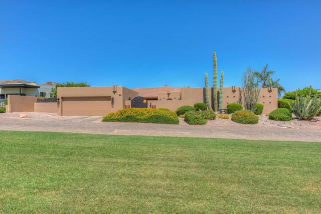 5434 E Lincoln Drive #49, Paradise Valley, AZ 85253 (MLS #5783992) :: CC & Co. Real Estate Team