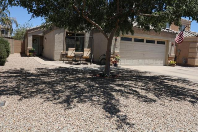 39391 N Marla Circle, San Tan Valley, AZ 85140 (MLS #5784047) :: Group 46:10