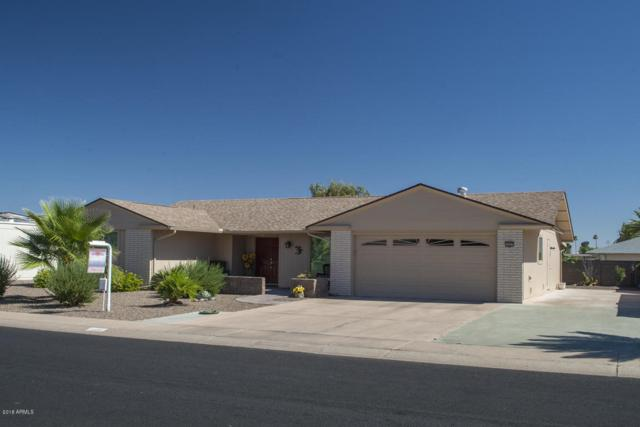 10207 W Brookside Drive, Sun City, AZ 85351 (MLS #5784252) :: Kortright Group - West USA Realty