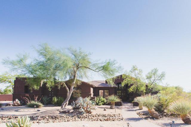 6291 E Ironwood Drive, Scottsdale, AZ 85266 (MLS #5785177) :: CC & Co. Real Estate Team