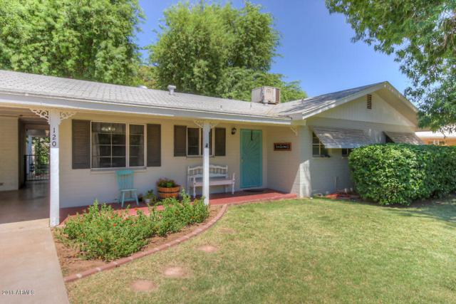 120 S Spencer, Mesa, AZ 85204 (MLS #5785749) :: Kepple Real Estate Group