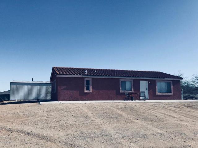 67958 Prose Street, Salome, AZ 85348 (MLS #5785789) :: The Daniel Montez Real Estate Group