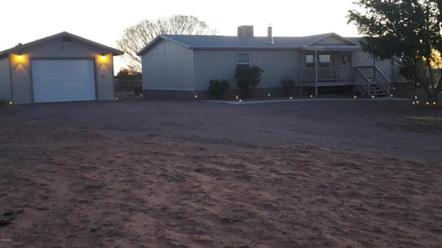4740 Norris Road, Snowflake, AZ 85937 (MLS #5786479) :: The Daniel Montez Real Estate Group