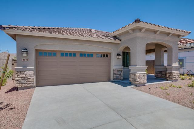 4696 N 204TH Lane, Buckeye, AZ 85396 (MLS #5786623) :: Desert Home Premier