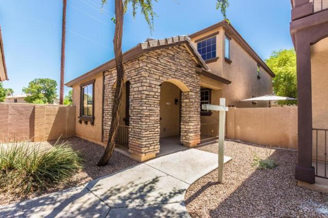 597 S Buena Vista Court, Gilbert, AZ 85296 (MLS #5786642) :: The Jesse Herfel Real Estate Group