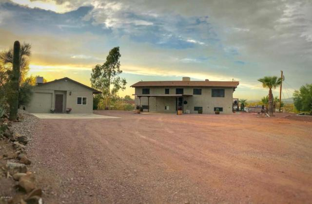 530 Los Altos Drive, Wickenburg, AZ 85390 (MLS #5787072) :: The Daniel Montez Real Estate Group