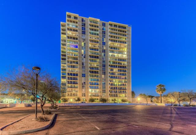 2323 N Central Avenue #2002, Phoenix, AZ 85004 (MLS #5787075) :: The Garcia Group @ My Home Group