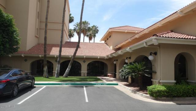 4200 N Miller Road #124, Scottsdale, AZ 85251 (MLS #5787078) :: The Wehner Group