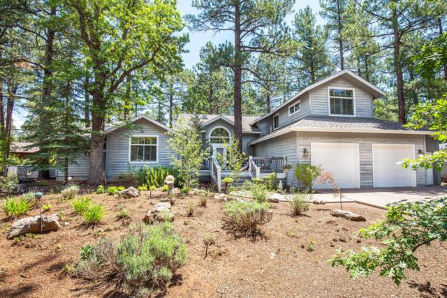 2850 Lindberg Spring, Flagstaff, AZ 86005 (MLS #5787178) :: Yost Realty Group at RE/MAX Casa Grande