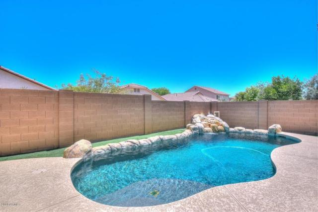11909 N 154TH Drive, Surprise, AZ 85379 (MLS #5787302) :: The Garcia Group @ My Home Group