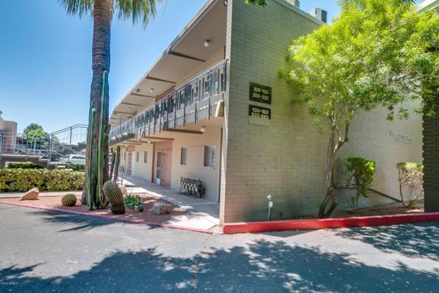6125 E Indian School Road #106, Scottsdale, AZ 85251 (MLS #5787822) :: Team Wilson Real Estate