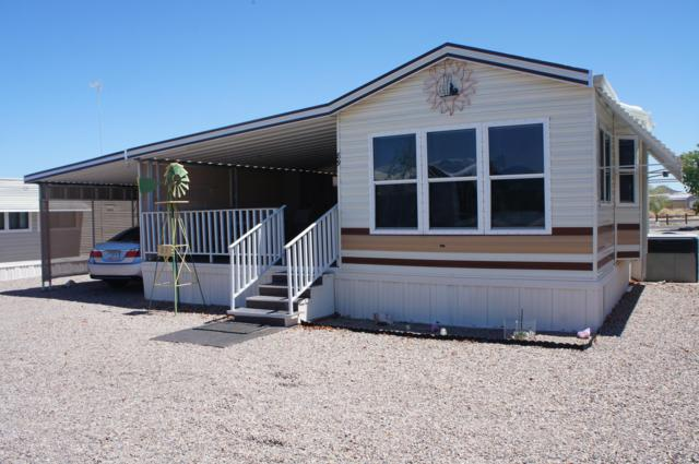 770 N Mountain View Resort D89, Quartzsite, AZ 85346 (MLS #5788170) :: The Daniel Montez Real Estate Group