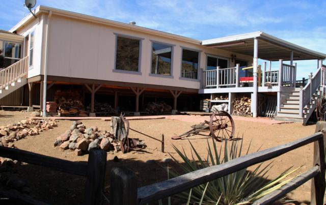 17785 Broken Spoke Road, Wikieup, AZ 85360 (MLS #5788828) :: Devor Real Estate Associates
