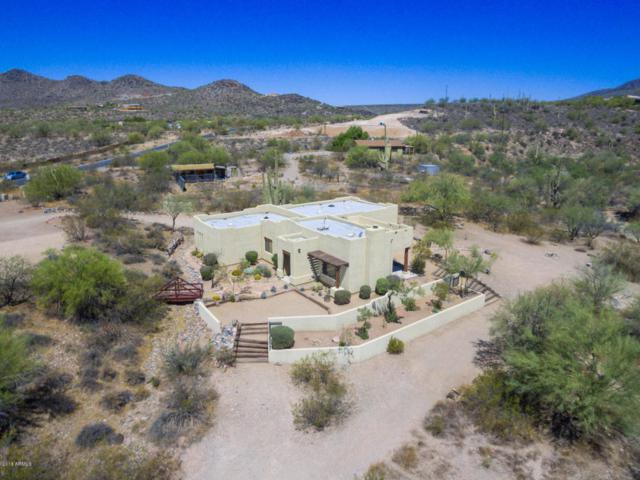 5530 E Cahava Ranch Road, Cave Creek, AZ 85331 (MLS #5789243) :: Gilbert Arizona Realty