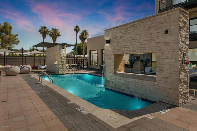 7300 E Earll Drive #2012, Scottsdale, AZ 85251 (MLS #5789280) :: The Pete Dijkstra Team