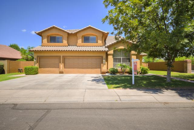 1301 E Erie Street, Gilbert, AZ 85295 (MLS #5791073) :: RE/MAX Excalibur