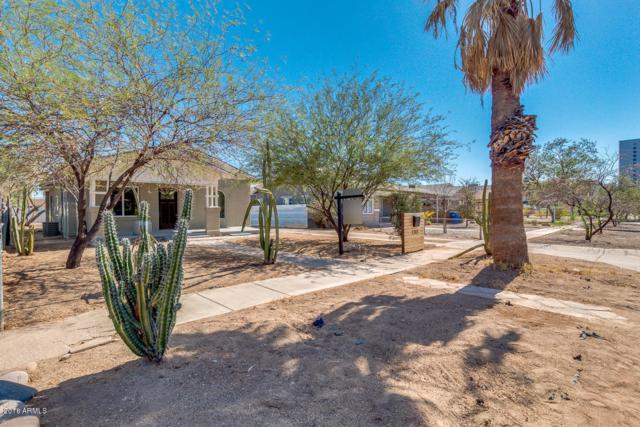 1313 E Brill Street, Phoenix, AZ 85006 (MLS #5791519) :: The Daniel Montez Real Estate Group