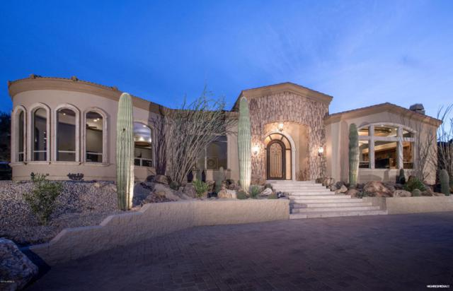 4141 E Lakeside Lane, Paradise Valley, AZ 85253 (MLS #5791568) :: The Wehner Group