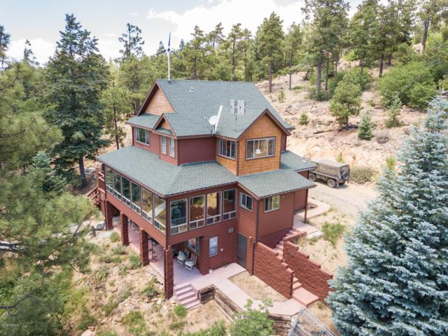 3345 E Poland Road, Prescott, AZ 86303 (MLS #5791930) :: Team Wilson Real Estate