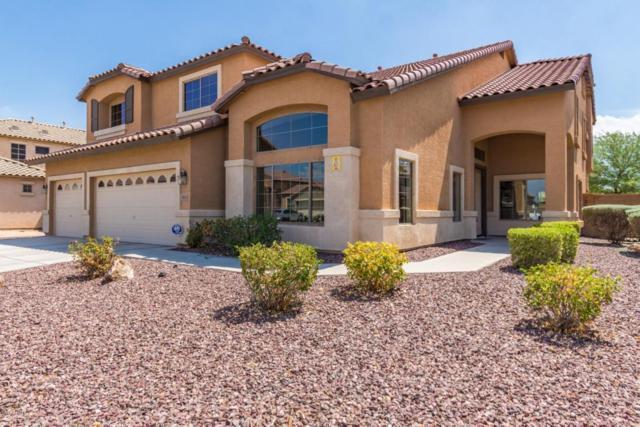 8615 S 45TH Glen, Laveen, AZ 85339 (MLS #5792511) :: The Jesse Herfel Real Estate Group