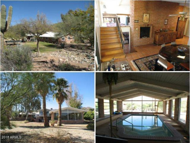 7121 N Quartz Mountain Road, Paradise Valley, AZ 85253 (MLS #5792898) :: RE/MAX Excalibur