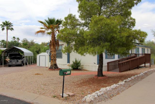 381 S Cholla Drive, Queen Valley, AZ 85118 (MLS #5793536) :: The Daniel Montez Real Estate Group