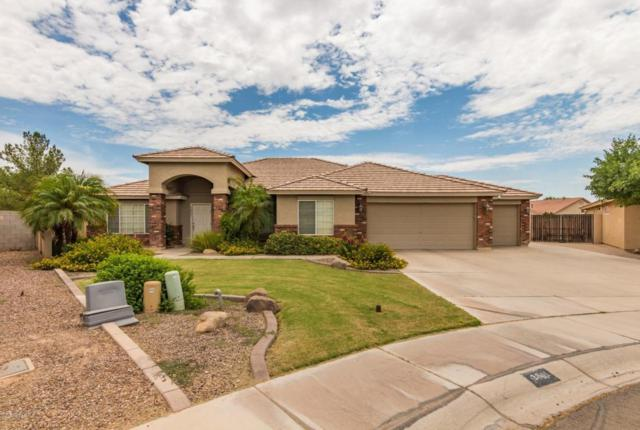 3861 E Whitehall Drive, San Tan Valley, AZ 85140 (MLS #5793605) :: Yost Realty Group at RE/MAX Casa Grande