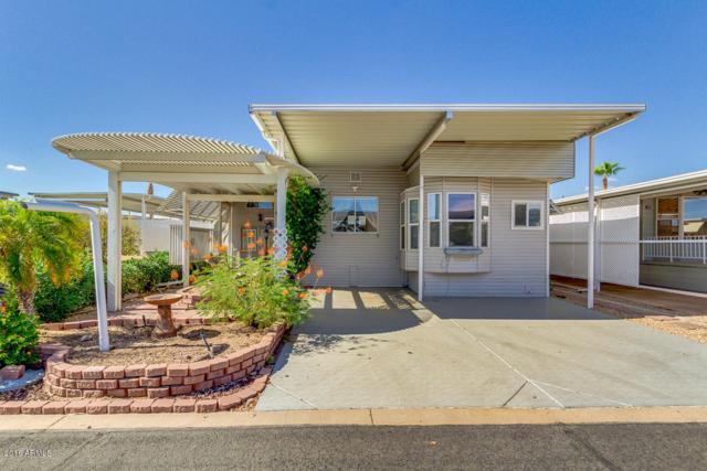 17200 W Bell Road #960, Surprise, AZ 85374 (MLS #5794770) :: The Daniel Montez Real Estate Group