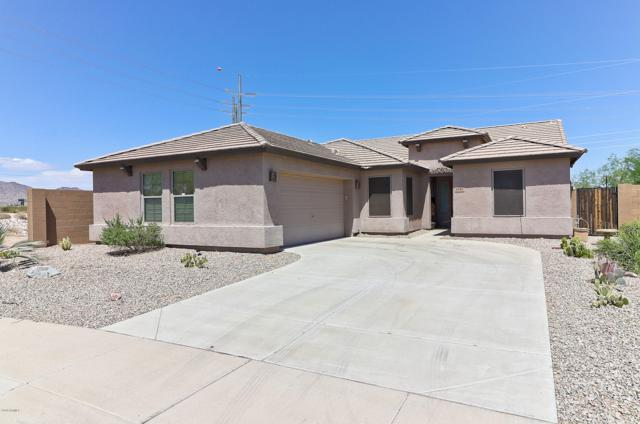 2467 S 255TH Drive, Buckeye, AZ 85326 (MLS #5795396) :: RE/MAX Excalibur