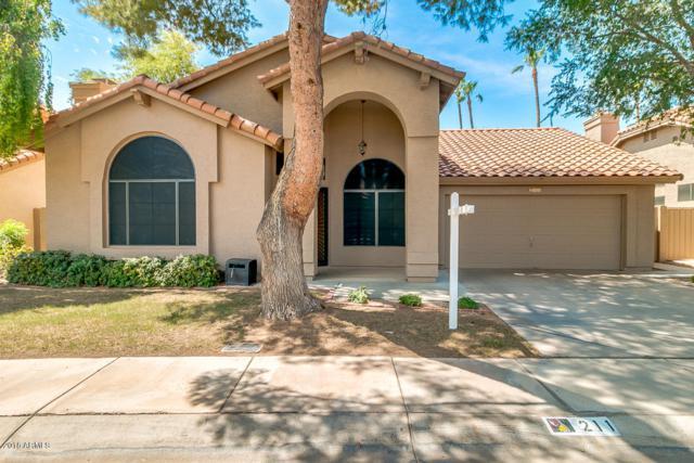 211 W Lisa Lane, Tempe, AZ 85284 (MLS #5796775) :: Keller Williams Realty Phoenix