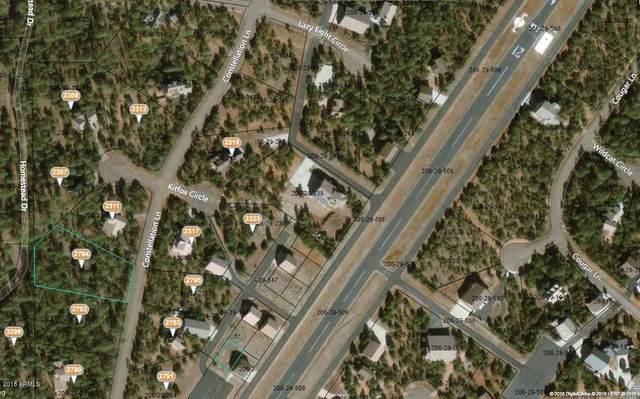 2794 Constellation Lane, Overgaard, AZ 85933 (MLS #5797115) :: Howe Realty