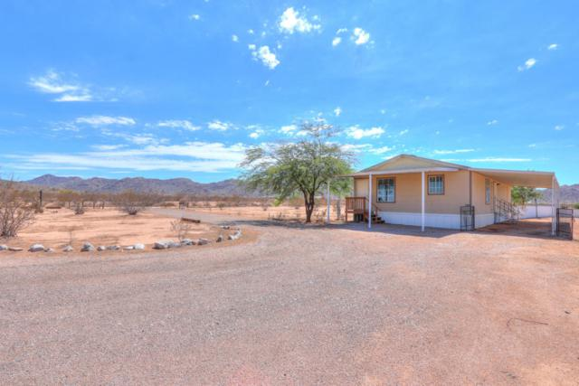 54578 W Sandhill Road, Maricopa, AZ 85139 (MLS #5797124) :: The Daniel Montez Real Estate Group