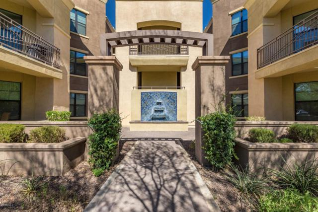 7601 E Indian Bend Road #1030, Scottsdale, AZ 85250 (MLS #5797379) :: The Wehner Group