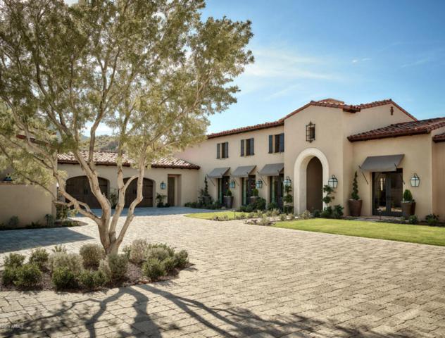 10891 E Mountain Spring Road, Scottsdale, AZ 85255 (MLS #5797659) :: Santizo Realty Group