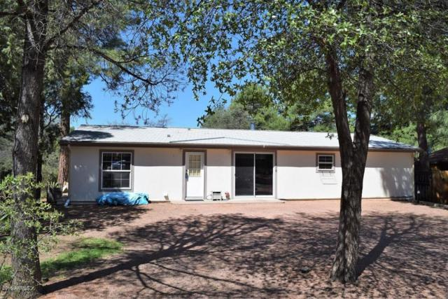 810 N Holly Circle, Payson, AZ 85541 (MLS #5798358) :: The Garcia Group @ My Home Group