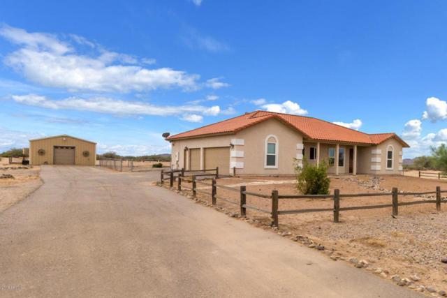 10747 W Harmon Road, Eloy, AZ 85131 (MLS #5798519) :: Yost Realty Group at RE/MAX Casa Grande