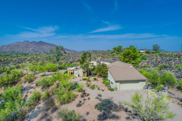 8080 E Golden Spur Lane, Carefree, AZ 85377 (MLS #5798997) :: The Everest Team at My Home Group