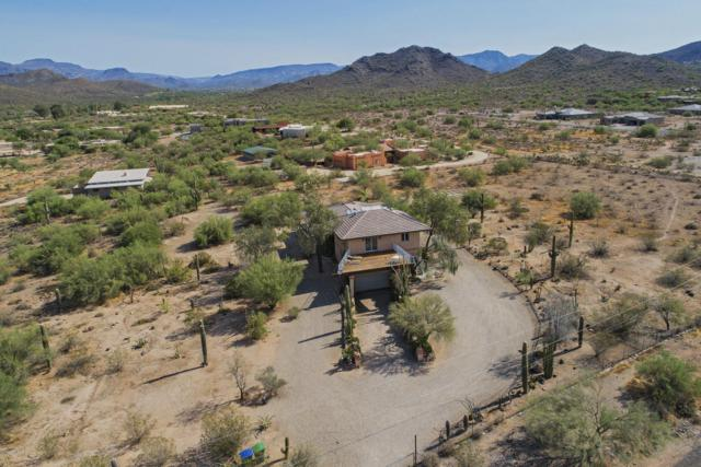 35816 N 52nd Street, Cave Creek, AZ 85331 (MLS #5799257) :: Brett Tanner Home Selling Team