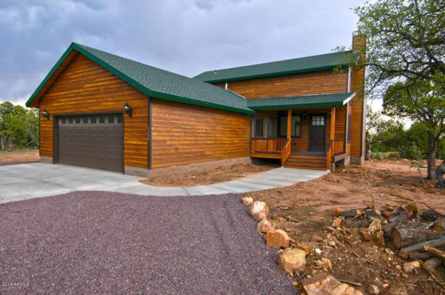 1532 Georgann Circle, Heber, AZ 85928 (MLS #5799390) :: Brett Tanner Home Selling Team